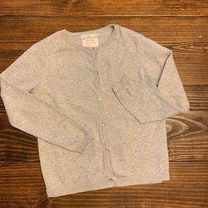Zara Girl's Cardigan Sweater